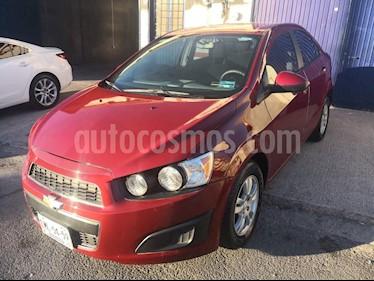 Foto venta Auto usado Chevrolet Sonic LT (2014) color Rojo precio $115,000