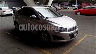 Foto venta Auto usado Chevrolet Sonic LT (2014) color Plata Brillante precio $139,000