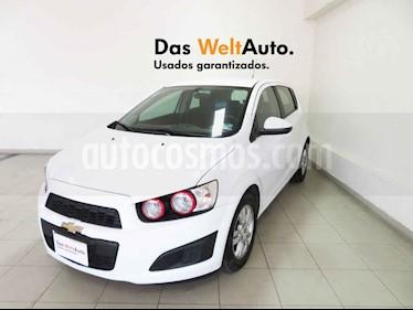 Foto venta Auto usado Chevrolet Sonic LT (2016) color Blanco precio $144,995