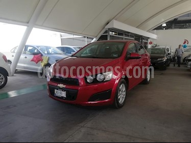 Foto venta Auto usado Chevrolet Sonic LT (2016) color Rojo precio $165,000