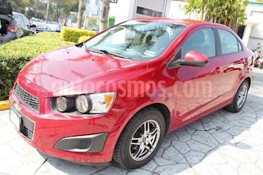 Foto venta Auto Seminuevo Chevrolet Sonic LT (2014) color Rojo precio $139,000