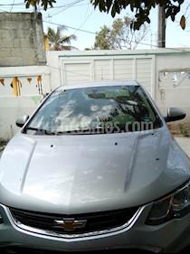 Foto venta Auto usado Chevrolet Sonic LT (2017) color Plata Brillante precio $180,000