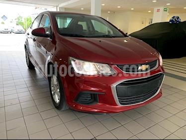 Foto venta Auto usado Chevrolet Sonic LT (2017) color Rojo precio $179,000