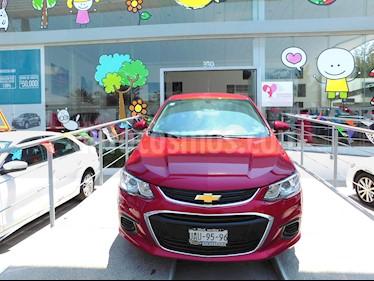 Foto venta Auto usado Chevrolet Sonic LT (2017) color Rojo precio $189,000