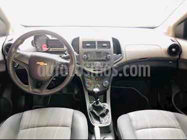 Foto Chevrolet Sonic LT usado (2015) color Rojo precio $149,000