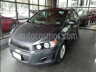 Foto venta Auto usado Chevrolet Sonic LT (2013) color Gris Oxford precio $106,000