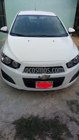 Chevrolet Sonic LT usado (2014) color Blanco precio $130,000