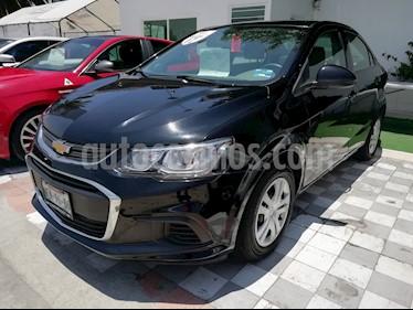 Foto Chevrolet Sonic LT usado (2017) color Negro precio $163,000