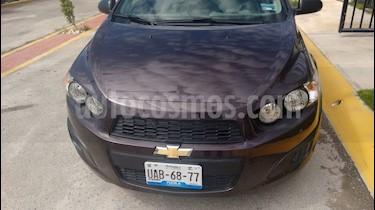 Chevrolet Sonic LT usado (2015) color Negro precio $172,500