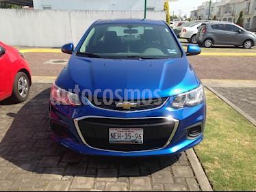 Foto Chevrolet Sonic LT usado (2017) color Azul precio $173,000
