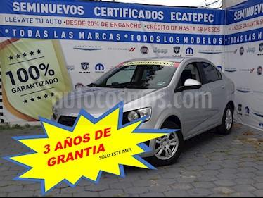 Foto Chevrolet Sonic LT usado (2016) color Plata Brillante precio $169,000
