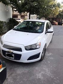 Chevrolet Sonic LT usado (2015) color Blanco precio $130,000