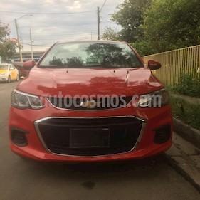Foto Chevrolet Sonic LT usado (2017) color Rojo precio $155,000