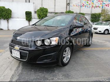 Foto venta Auto usado Chevrolet Sonic LT (2012) color Gris Oxford precio $100,000