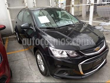 Foto venta Auto Seminuevo Chevrolet Sonic LT (2017) color Negro precio $195,000