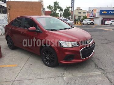 Foto venta Auto Seminuevo Chevrolet Sonic LT (2017) color Rojo