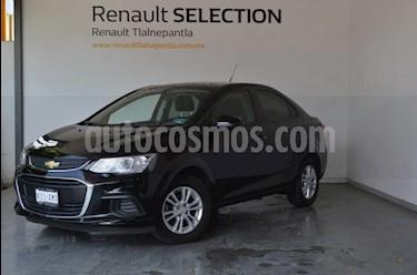 Foto Chevrolet Sonic LT usado (2017) color Negro precio $195,000