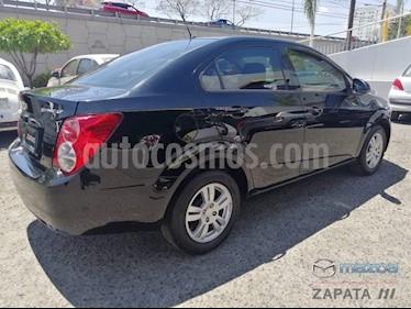 Foto venta Auto usado Chevrolet Sonic LT (2016) color Negro precio $165,000