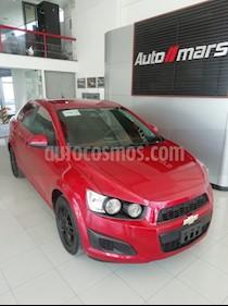 Foto venta Auto usado Chevrolet Sonic LT (2016) color Rojo Deportivo precio $169,000