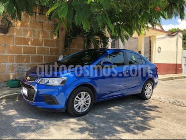 Foto Chevrolet Sonic LT usado (2017) color Azul precio $149,800