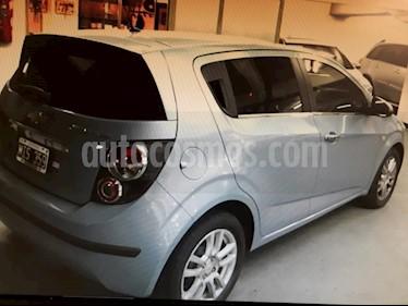 Foto venta Auto usado Chevrolet Sonic  LTZ Aut (2014) color Azul precio $359.000