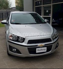 Foto Chevrolet Sonic  LTZ Aut usado (2014) color Gris precio $337.000
