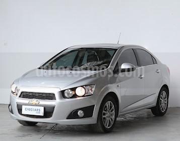 Foto venta Auto usado Chevrolet Sonic  LTZ Aut (2018) color Gris precio $480.000