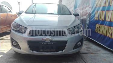 Foto venta Auto Seminuevo Chevrolet Sonic LTZ Aut (2017) color Plata Brillante precio $155,000