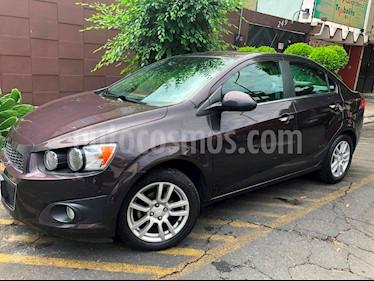 Chevrolet Sonic LTZ Aut usado (2015) color Amatista Metalizado precio $130,000