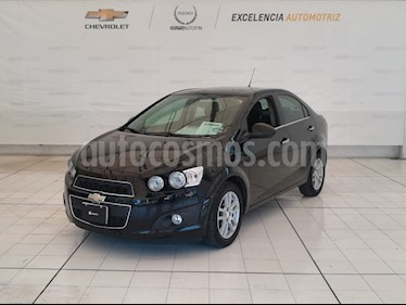 Foto venta Auto usado Chevrolet Sonic LTZ Aut (2016) color Negro precio $183,000
