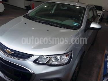 Foto venta Auto usado Chevrolet Sonic LTZ Aut (2017) color Plata precio $219,000
