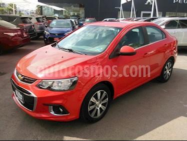 Foto venta Auto Seminuevo Chevrolet Sonic LTZ Aut (2017) color Rojo precio $213,000