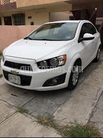 Chevrolet Sonic LTZ Aut usado (2014) color Blanco precio $119,500