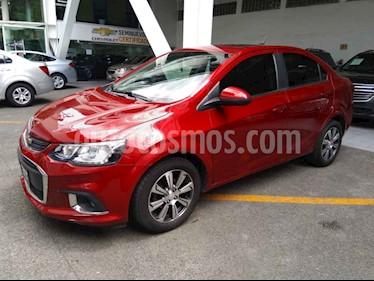 Foto venta Auto usado Chevrolet Sonic LTZ Aut (2017) color Rojo precio $209,000