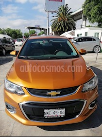 foto Chevrolet Sonic LTZ Aut usado (2017) color Naranja precio $188,000