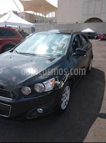 Chevrolet Sonic LTZ Aut usado (2015) color Negro precio $139,000