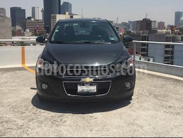 Foto venta Auto usado Chevrolet Sonic LTZ Aut (2015) color Negro precio $148,000