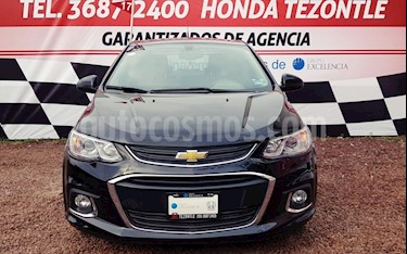 Foto venta Auto Seminuevo Chevrolet Sonic LTZ Aut (2017) color Negro Amatista precio $210,000