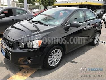 Chevrolet Sonic LTZ Aut usado (2013) color Negro precio $120,000