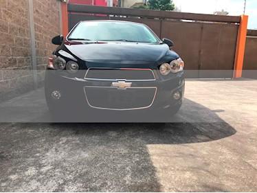 Chevrolet Sonic LTZ Aut usado (2015) color Negro precio $137,000