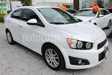 Foto venta Auto Seminuevo Chevrolet Sonic LTZ Aut (2015) color Blanco precio $162,000