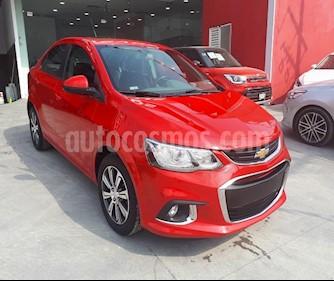 Foto Chevrolet Sonic LTZ Aut usado (2017) color Rojo precio $200,000