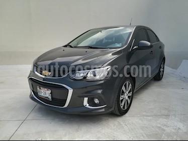 Foto Chevrolet Sonic LTZ Aut usado (2017) color Gris Ceniza precio $202,000