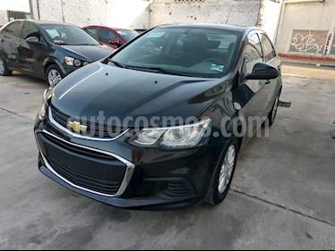 Chevrolet Sonic LTZ Aut usado (2017) color Negro precio $188,500