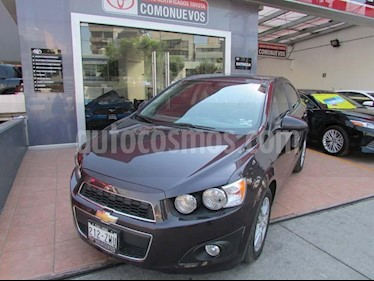 Foto venta Auto Seminuevo Chevrolet Sonic LTZ Aut (2015) color Violeta precio $170,000