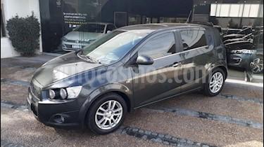 Foto venta Auto usado Chevrolet Sonic  LTZ (2014) color Gris Oscuro precio $250.000