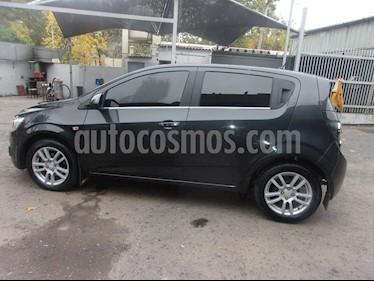 Foto venta Auto usado Chevrolet Sonic  LTZ (2017) color Gris precio $405.000