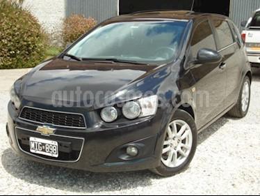 Foto venta Auto usado Chevrolet Sonic  LTZ (2013) color Negro precio $185.000