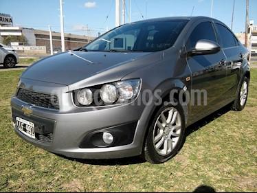 Foto venta Auto usado Chevrolet Sonic  LTZ (2012) color Gris Urbano precio $310.000