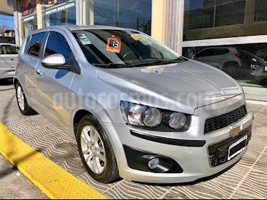 Foto venta Auto usado Chevrolet Sonic  LTZ (2013) color Plata Switchblade precio $349.000